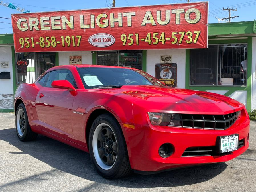 Used 2011 Chevrolet Camaro in Corona, California | Green Light Auto. Corona, California