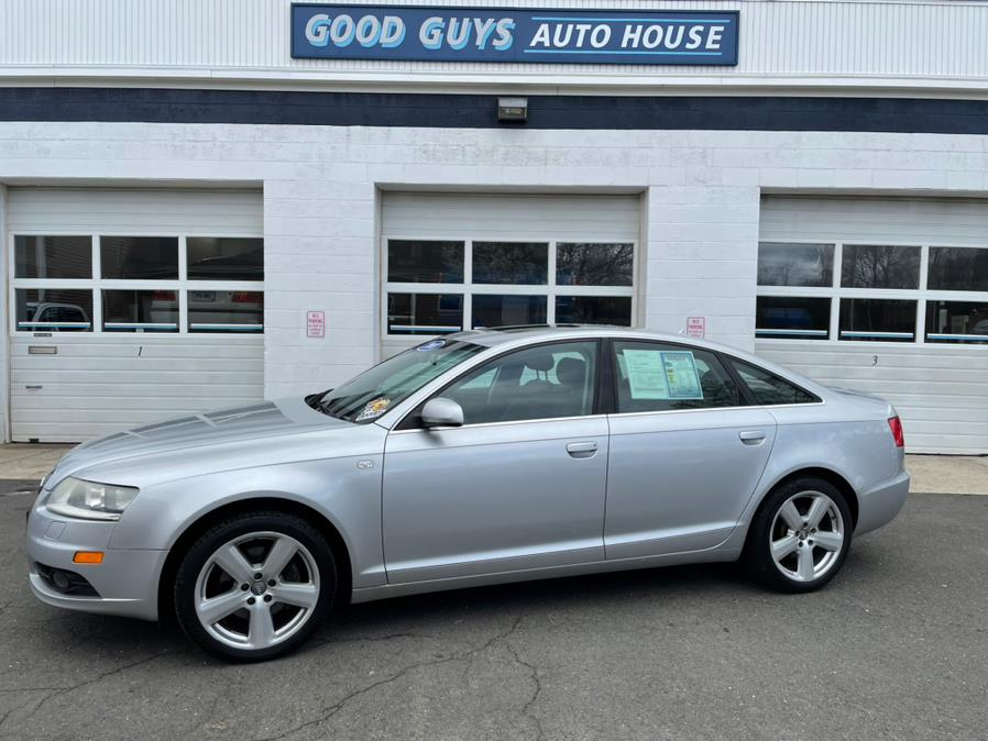 Used 2008 Audi A6 in Southington, Connecticut | Good Guys Auto House. Southington, Connecticut