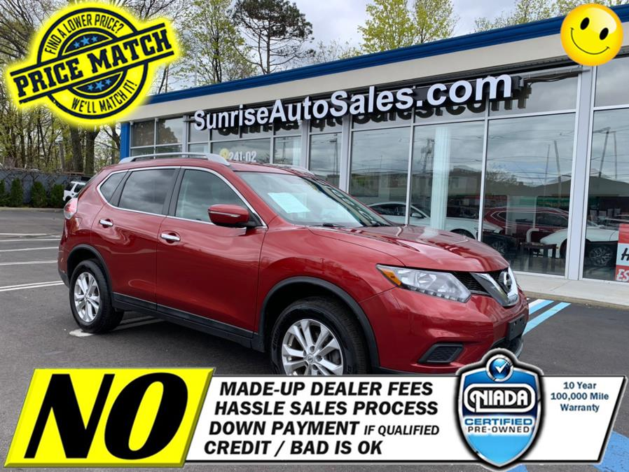 Used 2015 Nissan Rogue in Rosedale, New York   Sunrise Auto Sales. Rosedale, New York