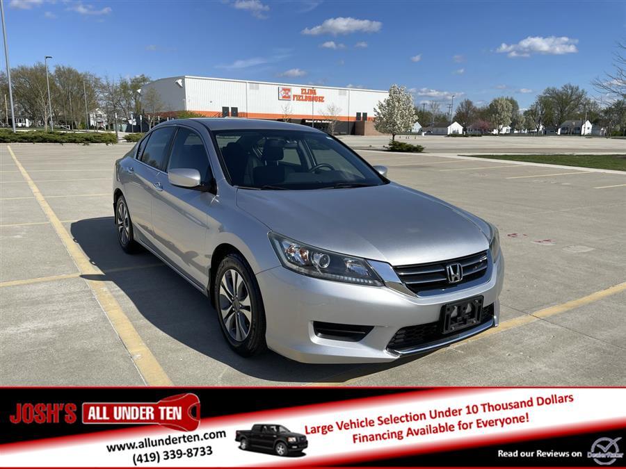 Used 2014 Honda Accord Sedan in Elida, Ohio | Josh's All Under Ten LLC. Elida, Ohio