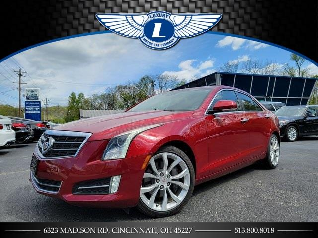 Used 2013 Cadillac Ats in Cincinnati, Ohio | Luxury Motor Car Company. Cincinnati, Ohio