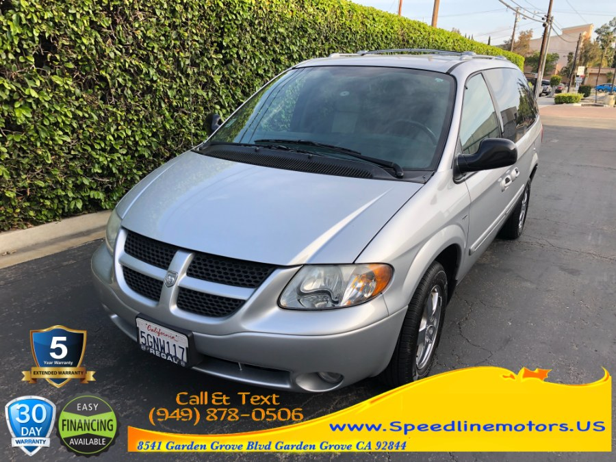 Used 2004 Dodge Caravan in Garden Grove, California | Speedline Motors. Garden Grove, California