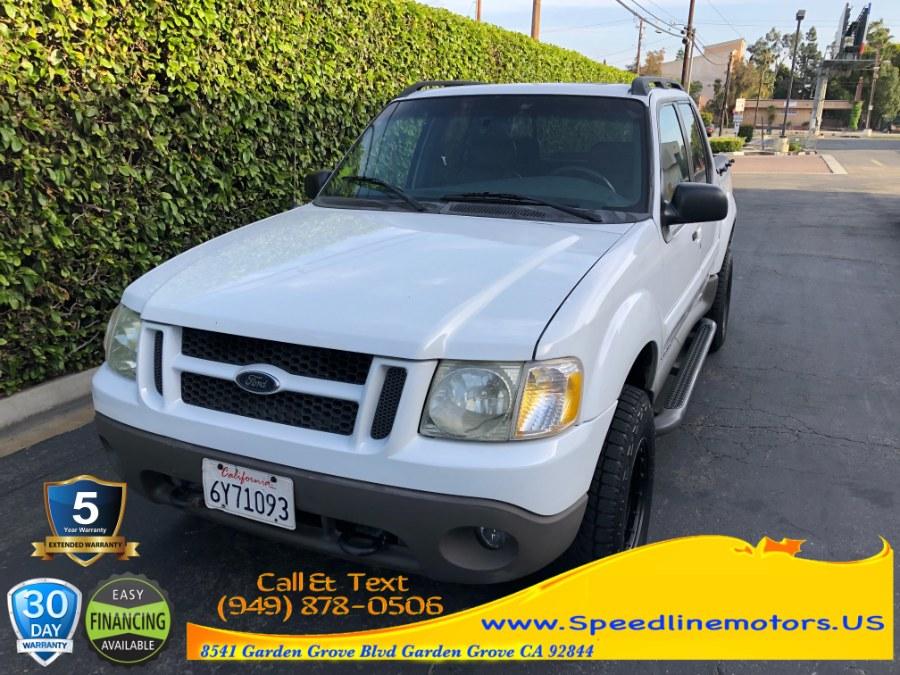 Used 2002 Ford Explorer Sport Trac in Garden Grove, California | Speedline Motors. Garden Grove, California