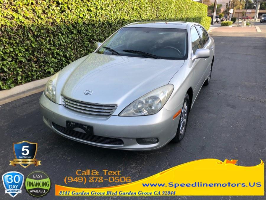 Used 2004 Lexus ES 330 in Garden Grove, California | Speedline Motors. Garden Grove, California
