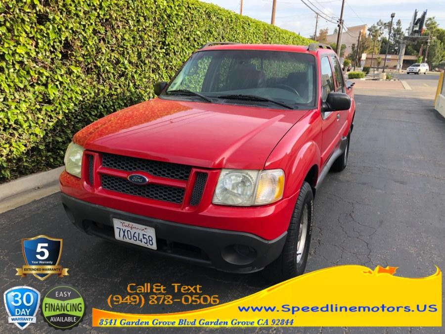 Used 2005 Ford Explorer Sport Trac in Garden Grove, California | Speedline Motors. Garden Grove, California