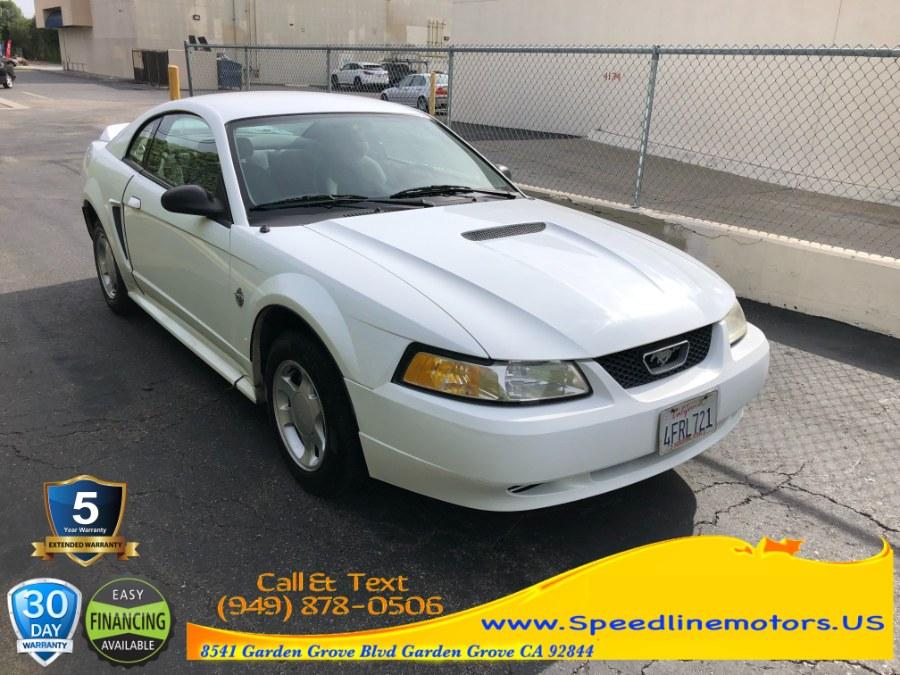 Used Ford Mustang 2dr Cpe 1999   Speedline Motors. Garden Grove, California