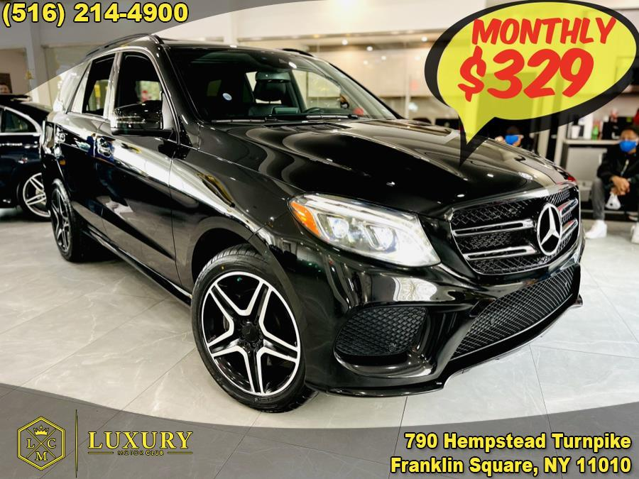 Used Mercedes-Benz GLE 4MATIC 4dr GLE 350 2016 | Luxury Motor Club. Franklin Square, New York