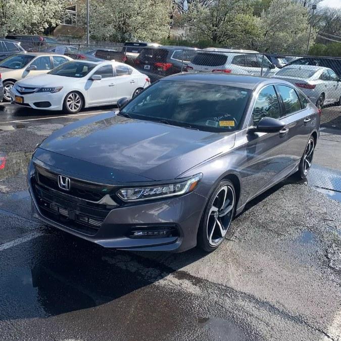 Used 2018 Honda Accord Sedan in Bayshore, New York | Peak Automotive Inc.. Bayshore, New York