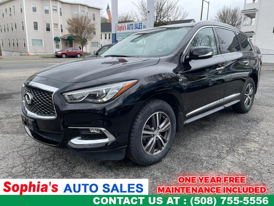 Used 2017 INFINITI QX60 in Worcester, Massachusetts | Sophia's Auto Sales Inc. Worcester, Massachusetts