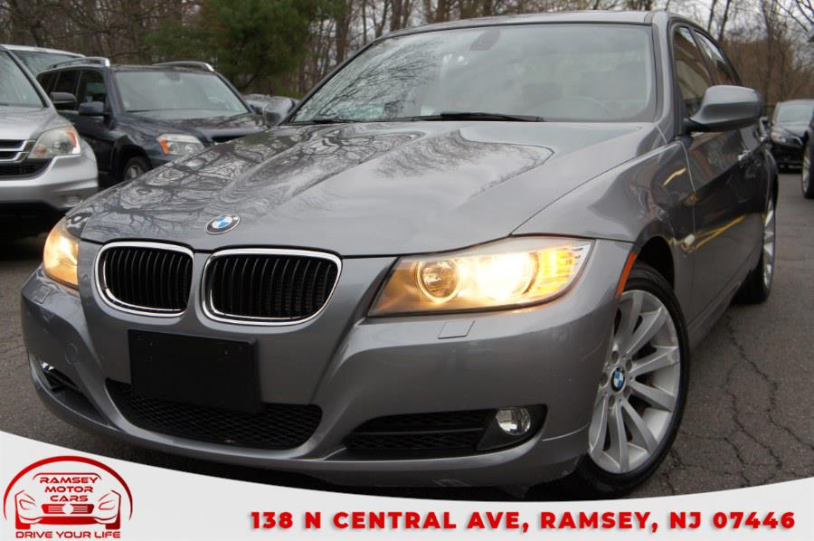 Used BMW 3 Series 4dr Sdn 328i xDrive AWD 2011 | Ramsey Motor Cars Inc. Ramsey, New Jersey