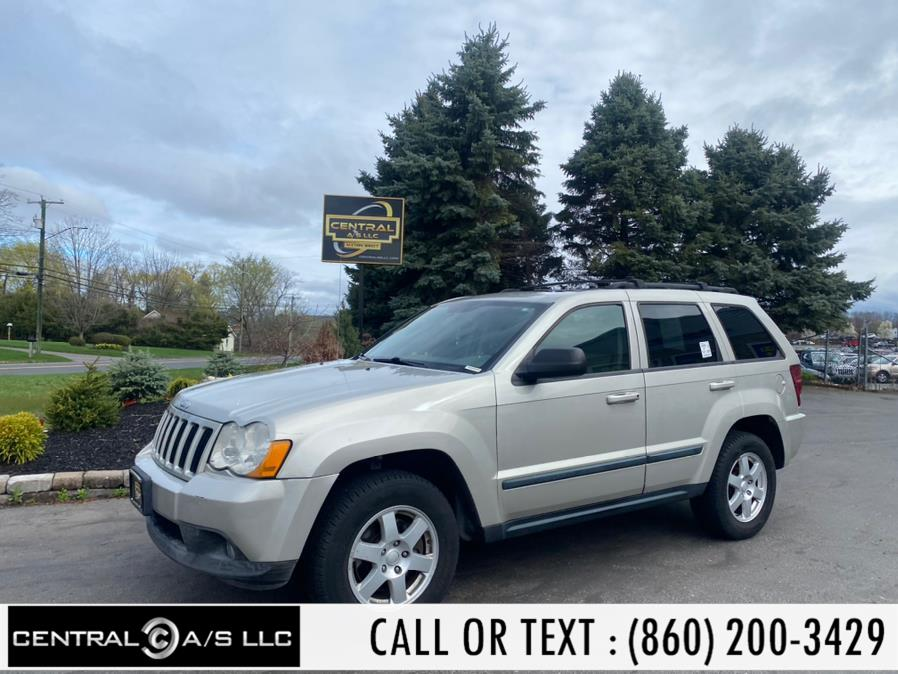 Used Jeep Grand Cherokee 4WD 4dr Laredo 2008 | Central A/S LLC. East Windsor, Connecticut