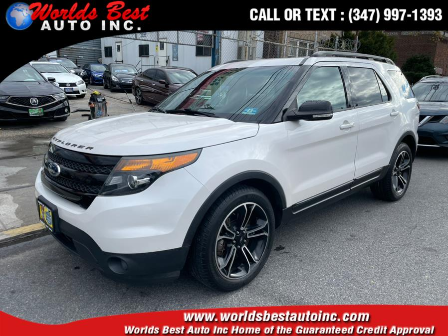 Used 2015 Ford Explorer in Brooklyn, New York