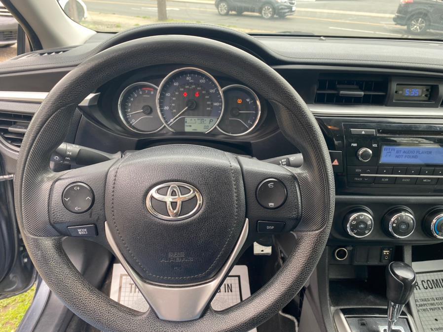 Used Toyota Corolla 4dr Sdn Auto L (Natl) 2014   Safe Used Auto Sales LLC. Danbury, Connecticut