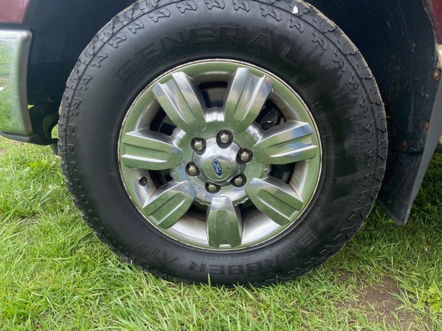 "Used Ford F-150 4WD SuperCab 145"" XLT 2010   Safe Used Auto Sales LLC. Danbury, Connecticut"