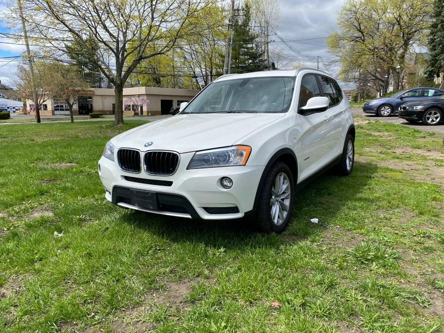 Used 2013 BMW X3 in Danbury, Connecticut   Safe Used Auto Sales LLC. Danbury, Connecticut