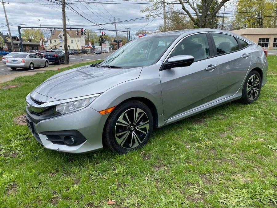 Used 2016 Honda Civic Sedan in Danbury, Connecticut | Safe Used Auto Sales LLC. Danbury, Connecticut