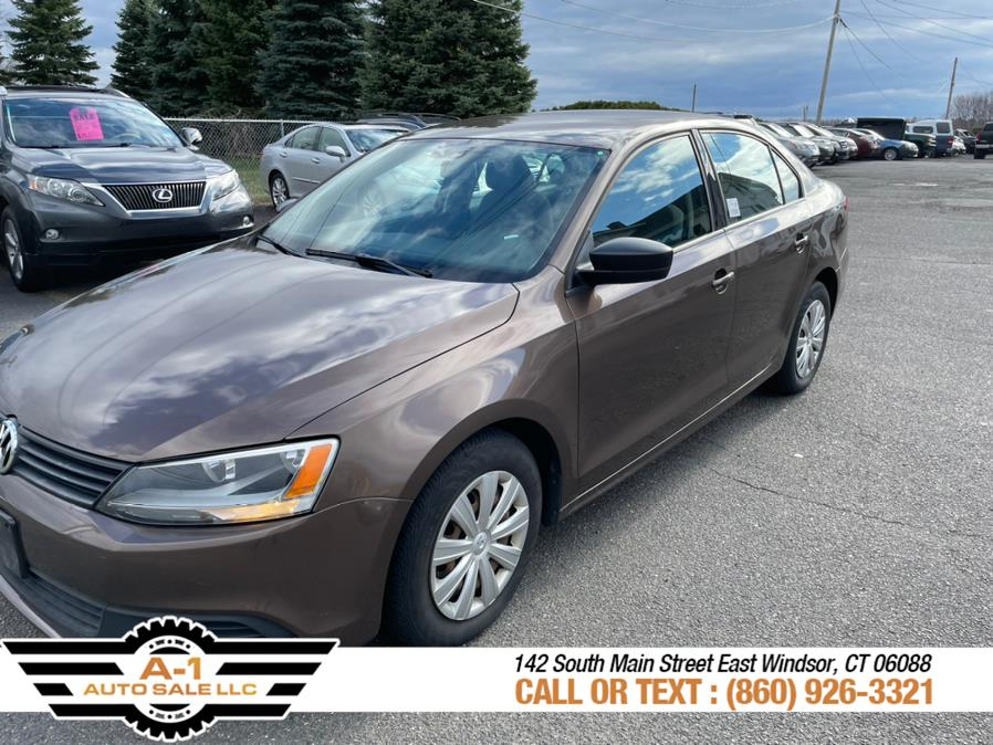 Used 2012 Volkswagen Jetta Sedan in East Windsor, Connecticut | A1 Auto Sale LLC. East Windsor, Connecticut