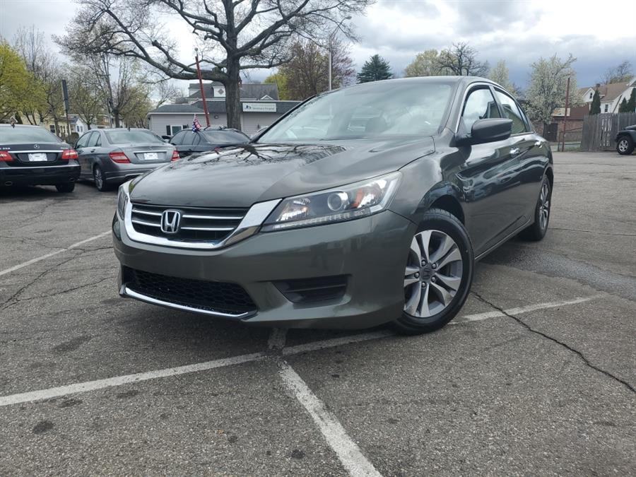 Used 2014 Honda Accord Sedan in Springfield, Massachusetts | Absolute Motors Inc. Springfield, Massachusetts