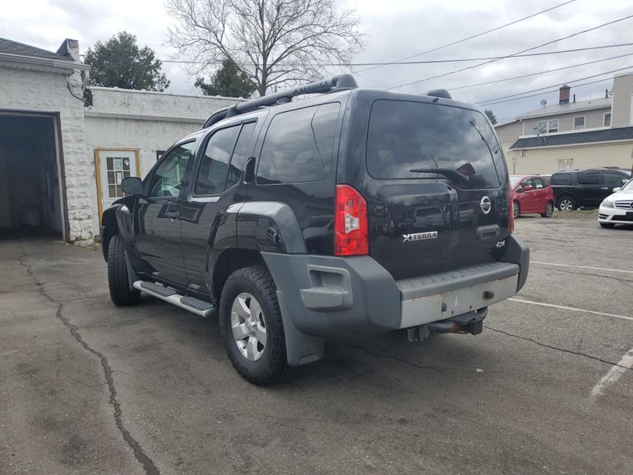 Used Nissan Xterra 4WD 4dr Auto SE 2010   Absolute Motors Inc. Springfield, Massachusetts