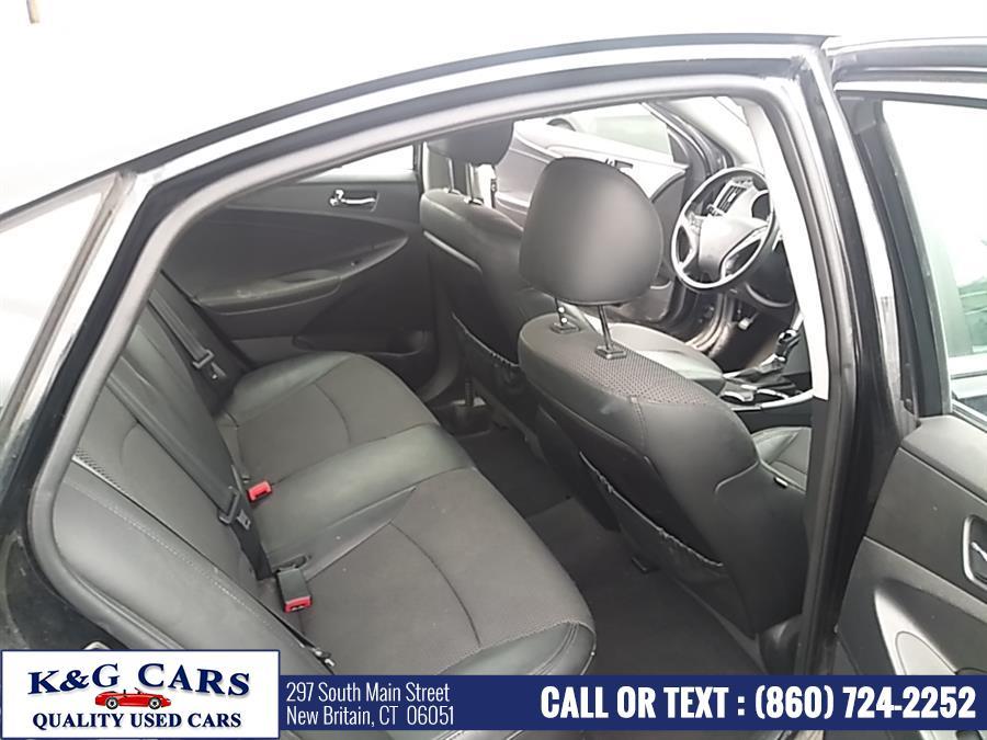 Used Hyundai Sonata 4dr Sdn 2.0L Auto SE 2011 | K and G Cars . New Britain, Connecticut
