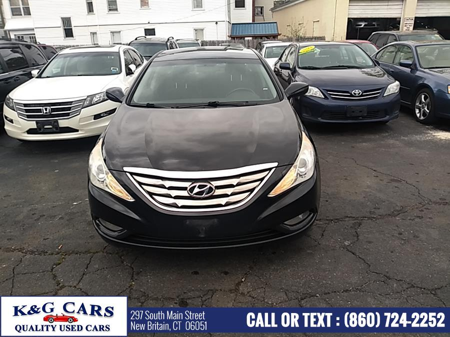Used 2011 Hyundai Sonata in New Britain, Connecticut | K and G Cars . New Britain, Connecticut