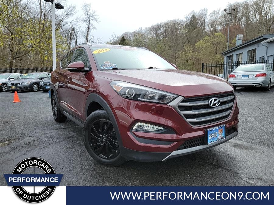 Used 2016 Hyundai Tucson in Wappingers Falls, New York | Performance Motorcars Inc. Wappingers Falls, New York