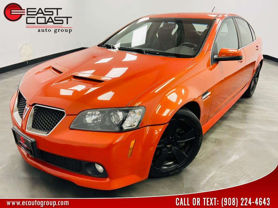 Used Pontiac G8 4dr Sdn GT 2008 | East Coast Auto Group. Linden, New Jersey