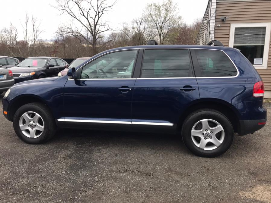 Used 2005 Volkswagen Touareg in Berlin, Connecticut | Auto Drive Sales And Service. Berlin, Connecticut