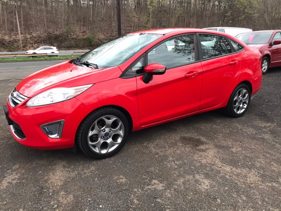 Used Ford Fiesta 4dr Sdn SEL 2012 | Diamond Brite Car Care LLC. New Britain, Connecticut