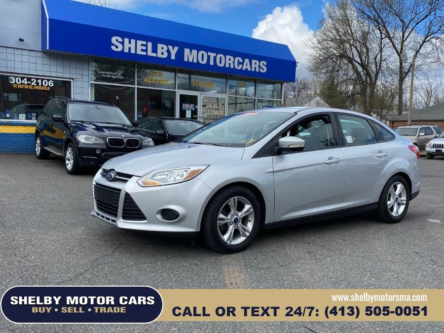 Used 2014 Ford Focus in Springfield, Massachusetts | Shelby Motor Cars . Springfield, Massachusetts