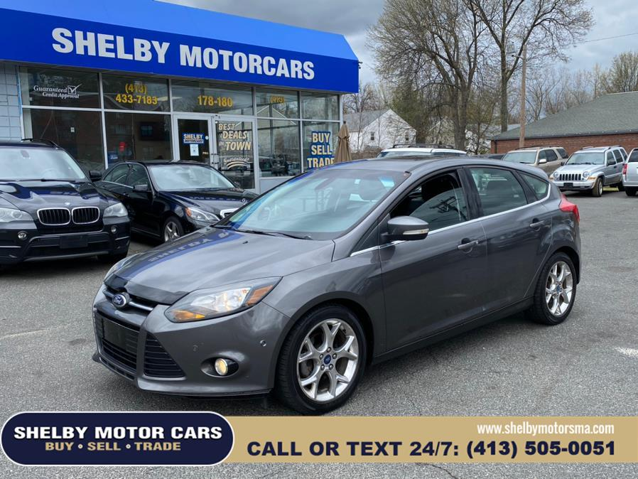 Used 2012 Ford Focus in Springfield, Massachusetts | Shelby Motor Cars . Springfield, Massachusetts