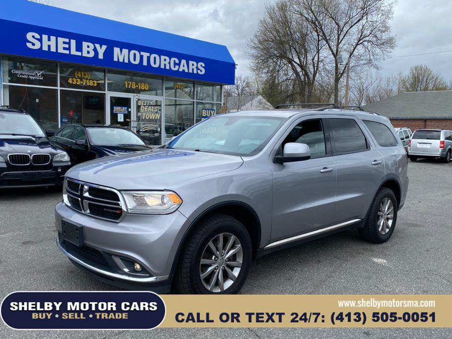 Used 2017 Dodge Durango in Springfield, Massachusetts | Shelby Motor Cars . Springfield, Massachusetts