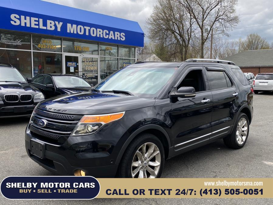 Used 2013 Ford Explorer in Springfield, Massachusetts | Shelby Motor Cars . Springfield, Massachusetts