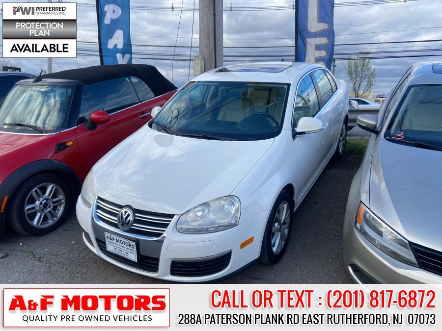 Used Volkswagen Jetta Sedan 4dr Auto SE PZEV *Ltd Avail* 2010   A&F Motors LLC. East Rutherford, New Jersey