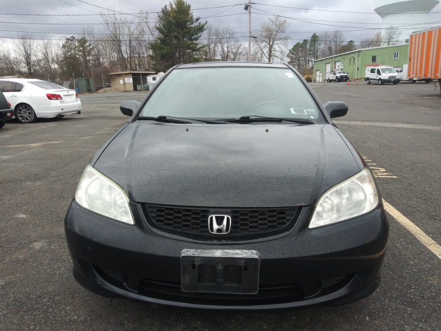 Used 2005 Honda Civic Cpe in South Hadley, Massachusetts | Payless Auto Sale. South Hadley, Massachusetts