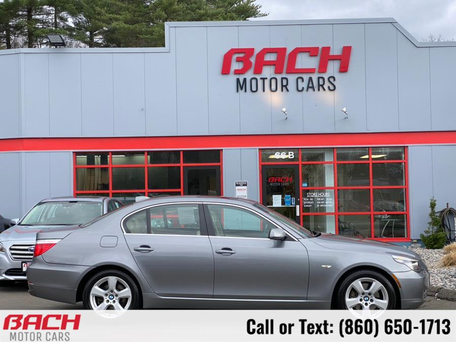 Used BMW 5 Series 4dr Sdn 535xi AWD 2008 | Bach Motor Cars. Canton , Connecticut