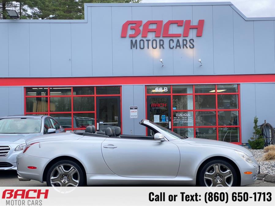 Used Lexus SC 430 2dr Conv 2008 | Bach Motor Cars. Canton , Connecticut