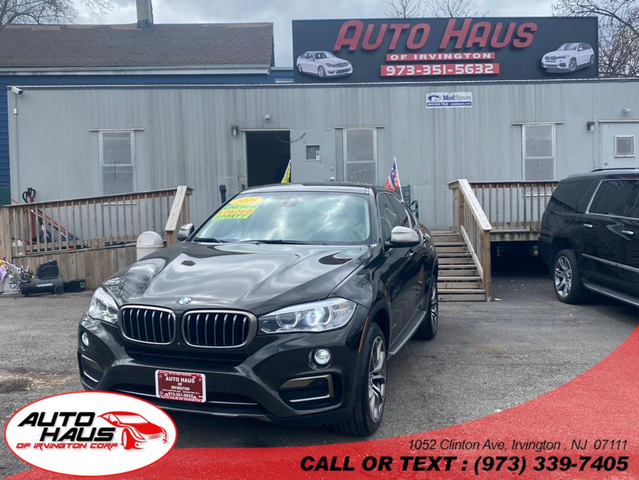 Used 2016 BMW X6 in Irvington , New Jersey | Auto Haus of Irvington Corp. Irvington , New Jersey