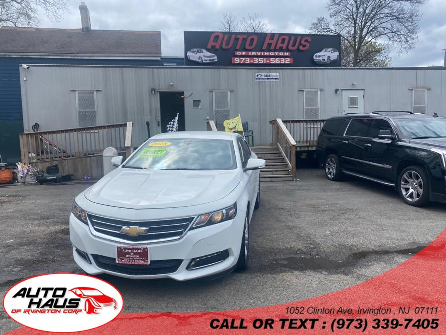 Used 2018 Chevrolet Impala in Irvington , New Jersey | Auto Haus of Irvington Corp. Irvington , New Jersey