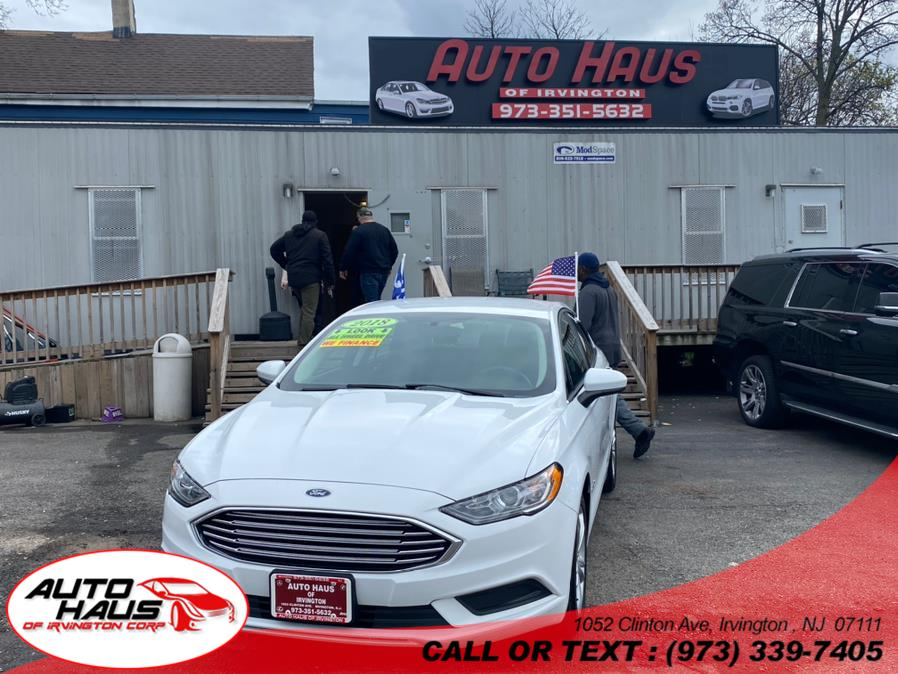Used 2018 Ford Fusion Hybrid in Irvington , New Jersey | Auto Haus of Irvington Corp. Irvington , New Jersey