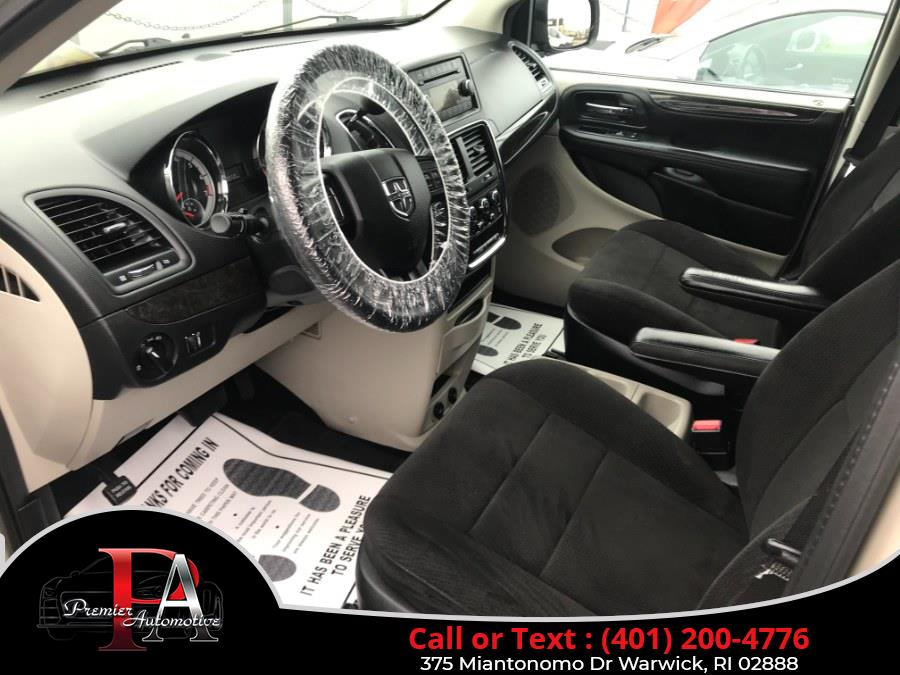 Used Dodge Grand Caravan 4dr Wgn American Value Pkg 2013 | Premier Automotive Sales. Warwick, Rhode Island
