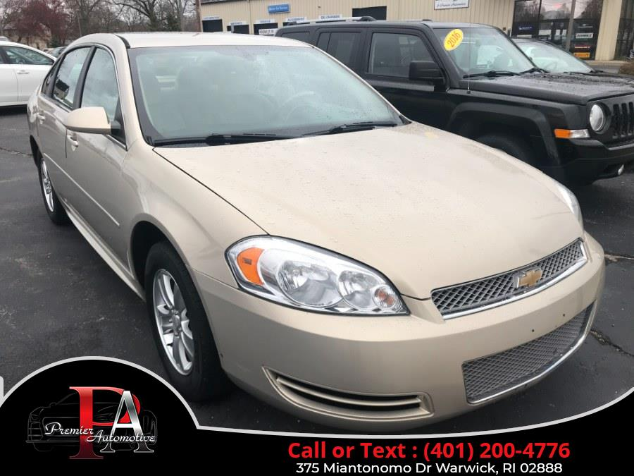 Used 2012 Chevrolet Impala in Warwick, Rhode Island | Premier Automotive Sales. Warwick, Rhode Island