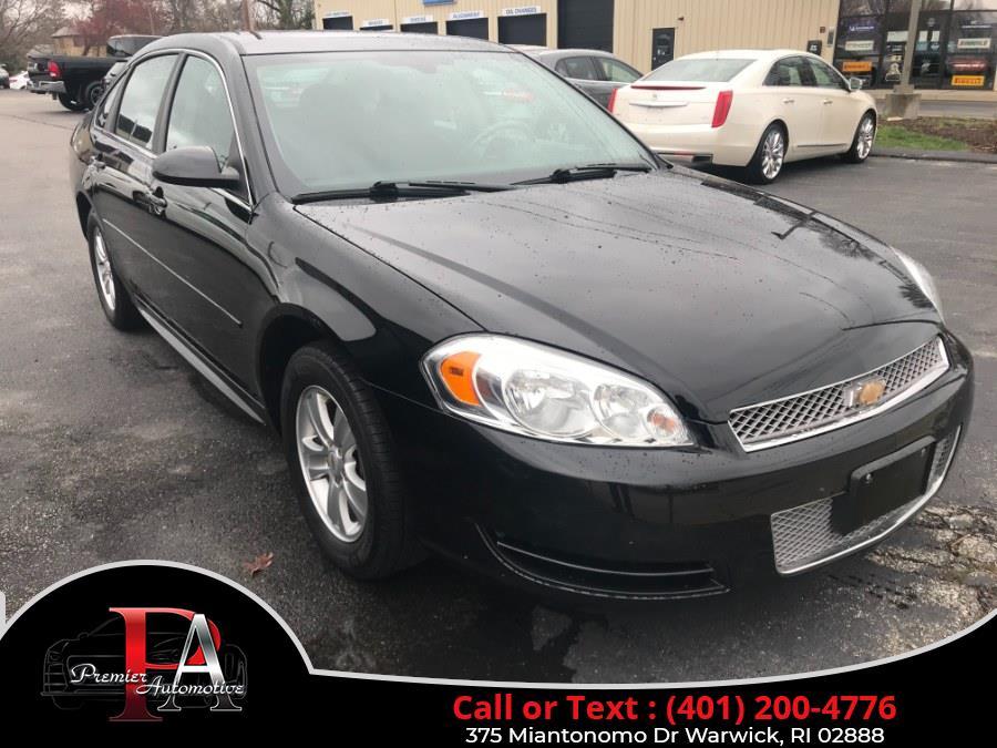 Used 2015 Chevrolet Impala Limited in Warwick, Rhode Island | Premier Automotive Sales. Warwick, Rhode Island