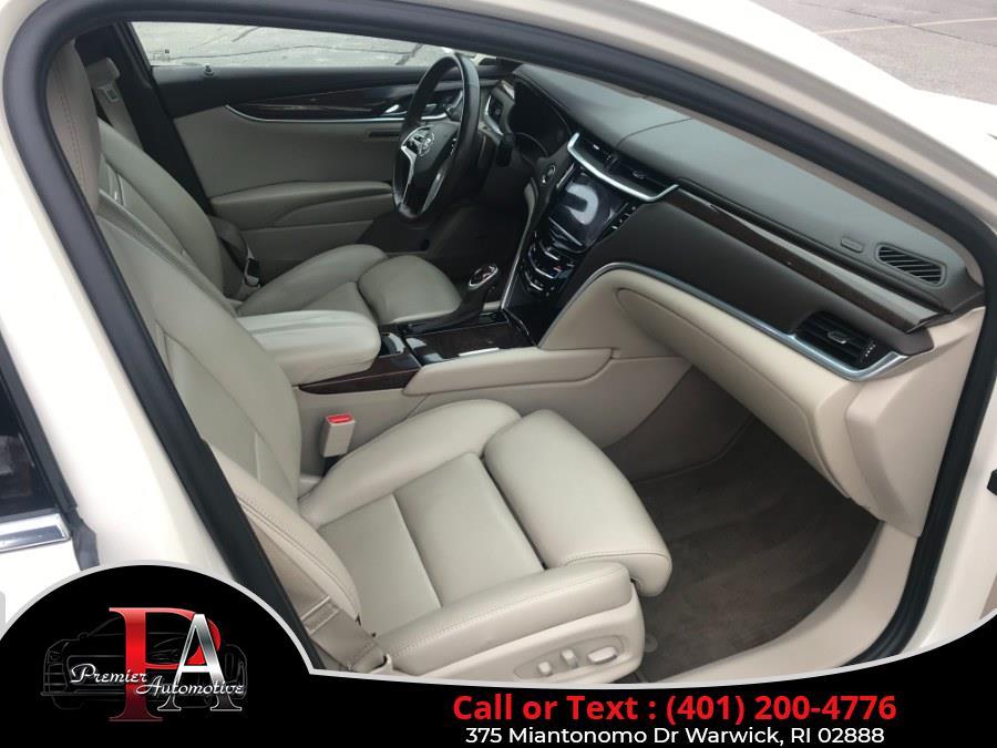 Used Cadillac XTS 4dr Sdn Luxury FWD 2013   Premier Automotive Sales. Warwick, Rhode Island