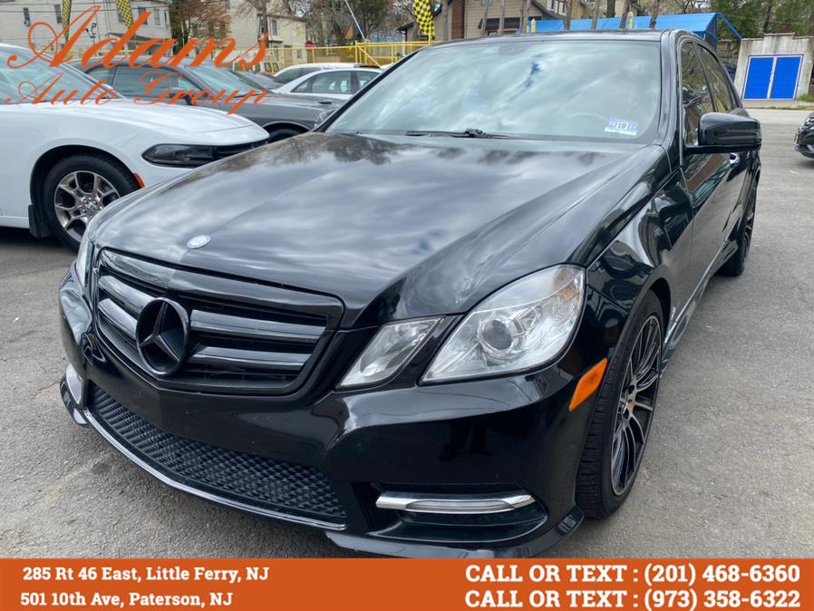 Used Mercedes-Benz E-Class 4dr Sdn E350 Sport 4MATIC *Ltd Avail* 2013 | Adams Auto Group . Little Ferry , New Jersey