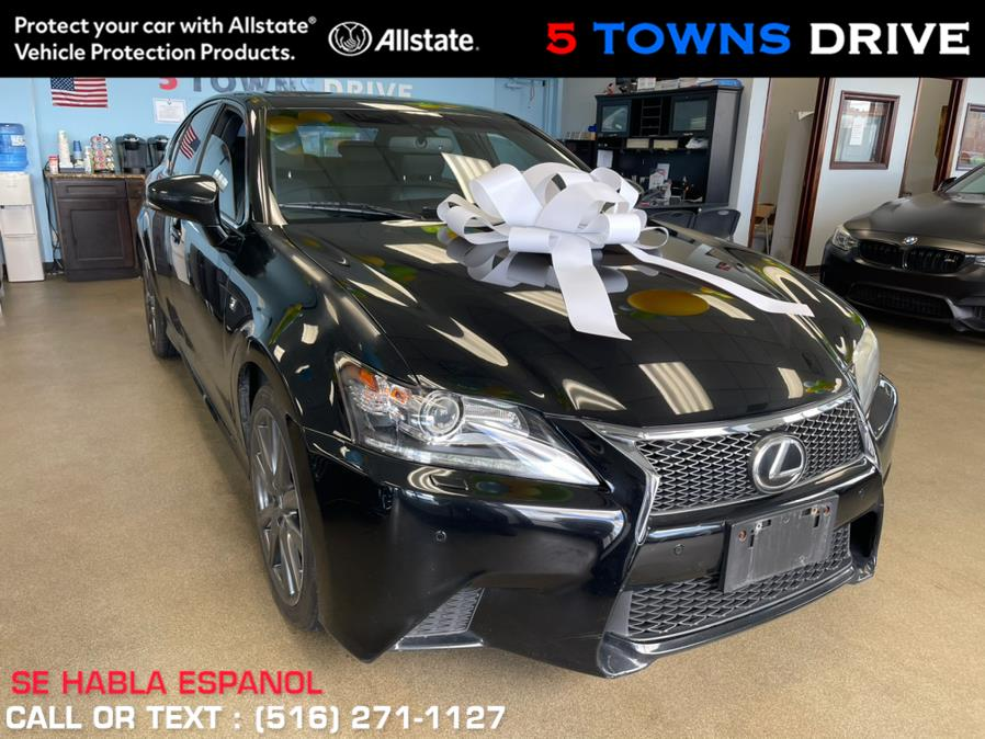 Used Lexus GS 350 F SPORT F Sport 4dr Sdn AWD 2013 | 5 Towns Drive. Inwood, New York