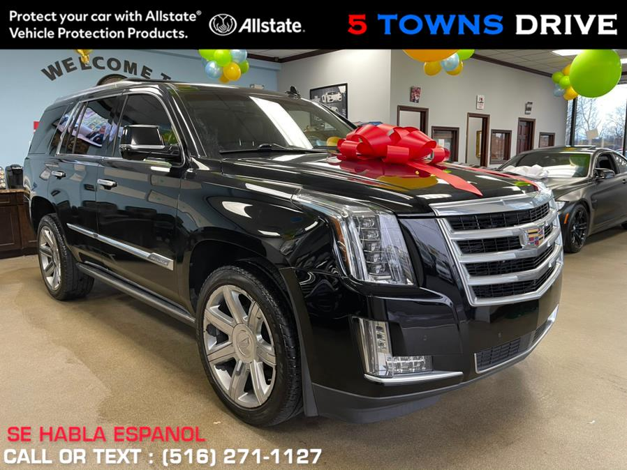 Used Cadillac Escalade 4WD 4dr Premium Collection 2016 | 5 Towns Drive. Inwood, New York