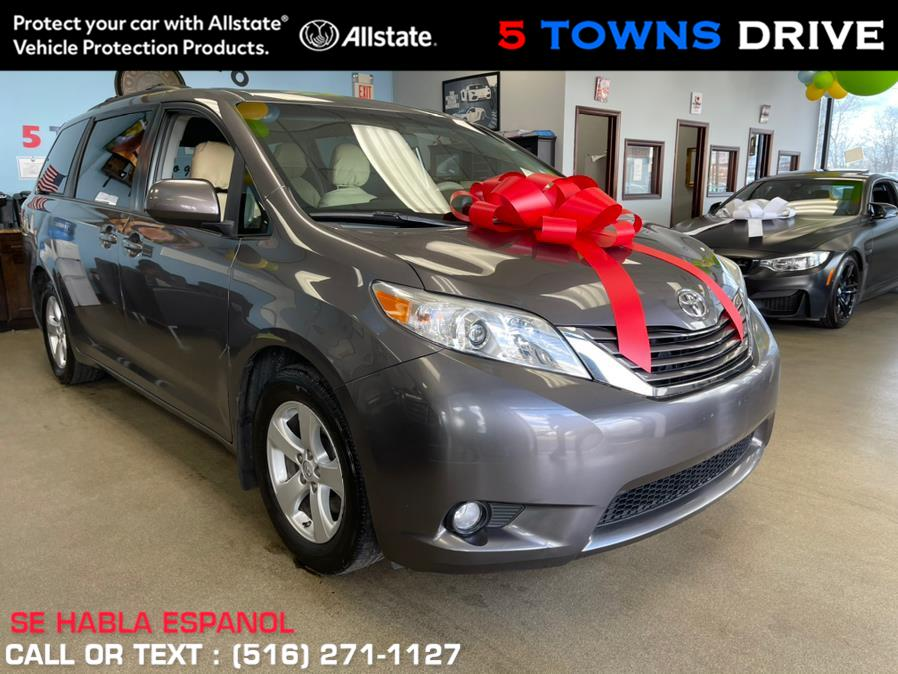 Used Toyota Sienna 5dr 7-Pass Van LE AAS FWD (Natl) 2015 | 5 Towns Drive. Inwood, New York