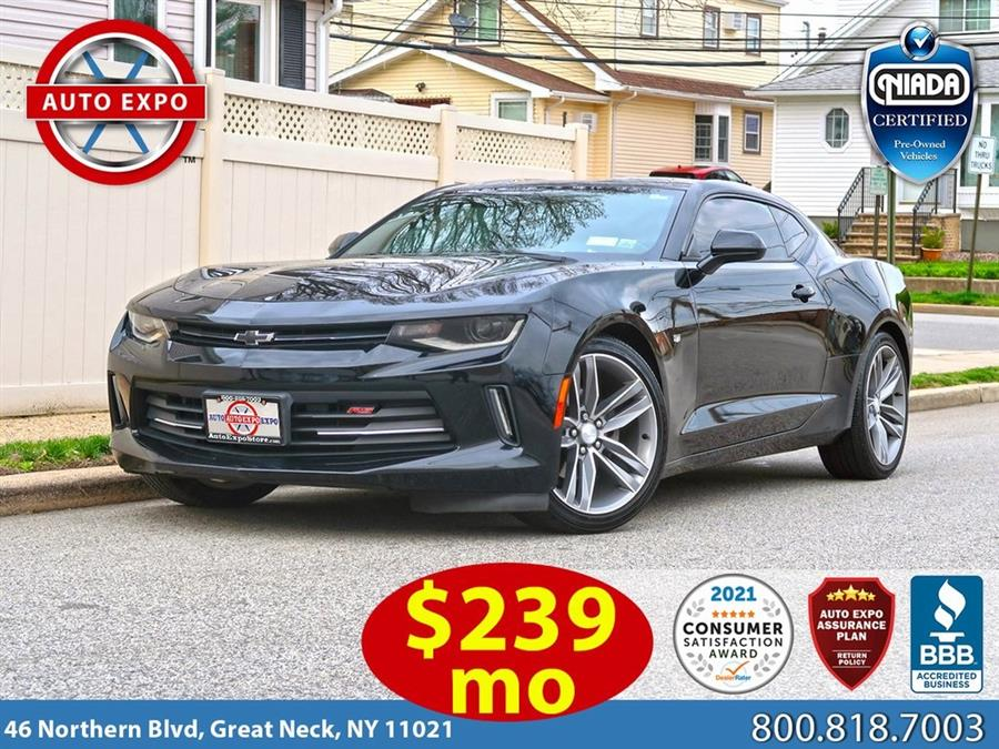 Used 2016 Chevrolet Camaro in Great Neck, New York | Auto Expo Ent Inc.. Great Neck, New York
