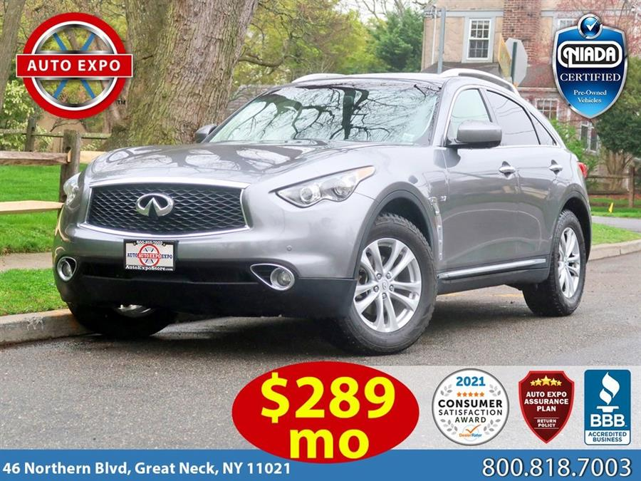 Used 2017 Infiniti Qx70 in Great Neck, New York | Auto Expo Ent Inc.. Great Neck, New York